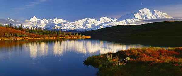 Welcome to Denali National Park