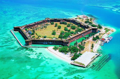 Welcome to Dry Tortugas National Park