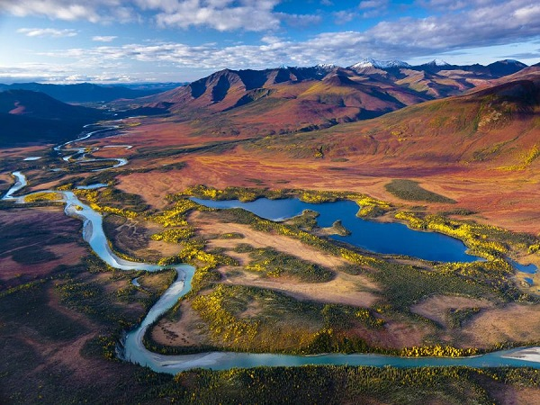 Welcome to Gates of the Arctic National Park