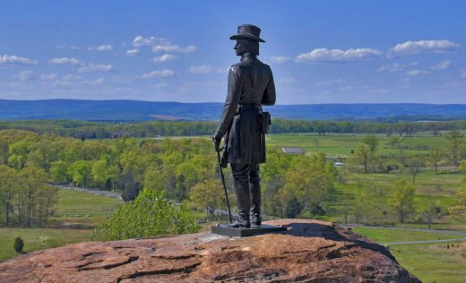 Welcome to Gettysburg National Military Park