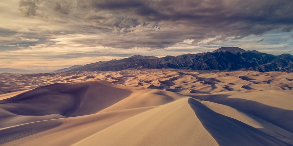 Welcome to Great Sand Dunes National Park