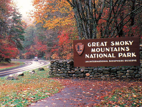Welcome to Great Smoky Mountains National Park