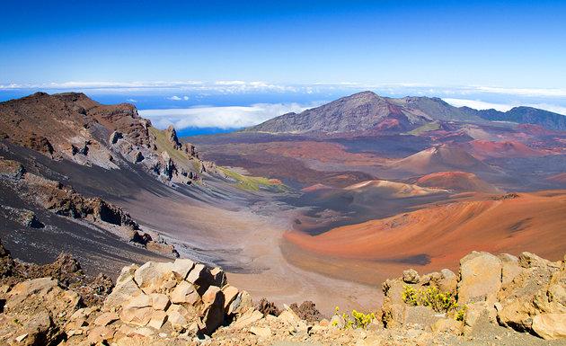 Welcome to the Haleakala National Park