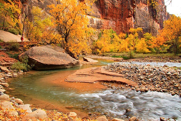 Zion National Park Weather
